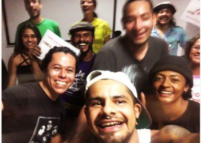 Taller en Tegucigalpa